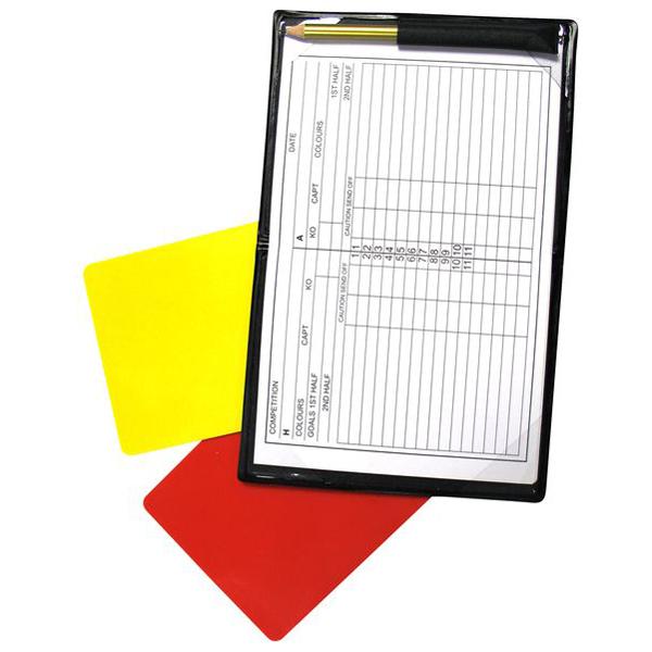 Precision Training Referee's Notebook