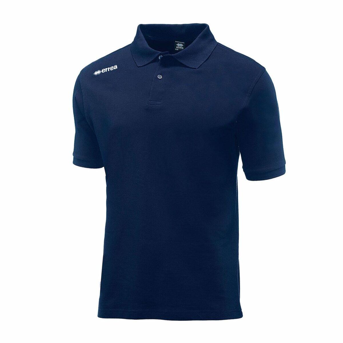 Errea Team Colours Polo Shirt D2100