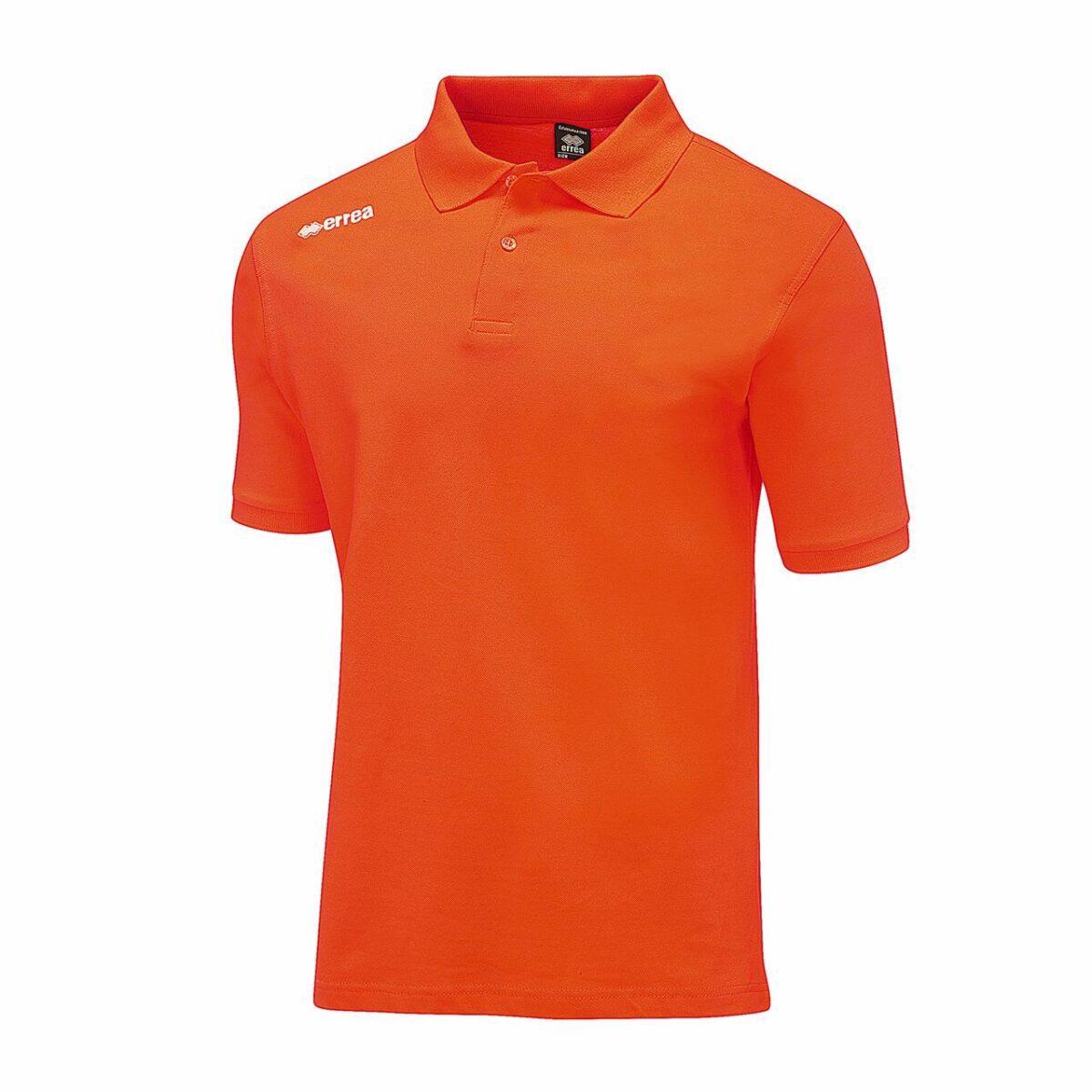 Errea Junior Team Colours Polo Shirt D2101