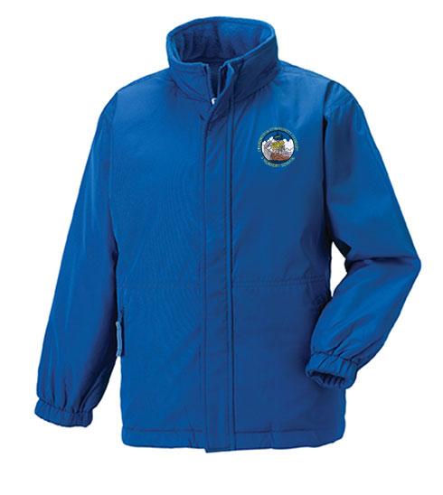 Fremington School Reversible Jacket