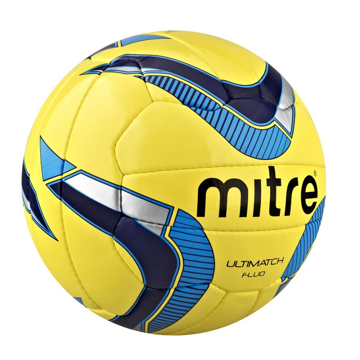 Mitre Ultimatch Fluo Match Football