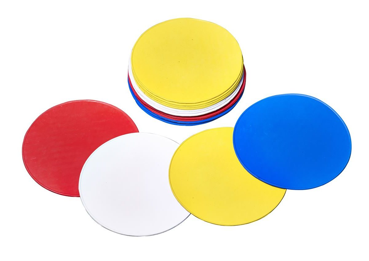Mitre Flat Space Markers