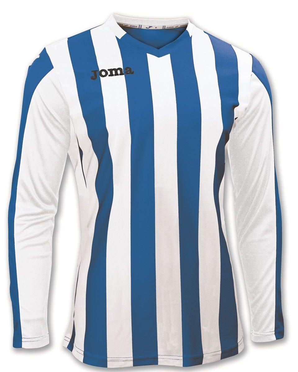Joma Copa L/S Adult Football Shirt - 100002