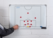 TR808 Precision Training Double-Sided Soccer Tactics Board