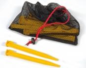 Precision Training Plastic Net Pegs