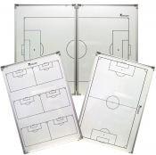 """TR813 Precision Training Double-Sided """"Folding"""" Soccer Tactics Board"""