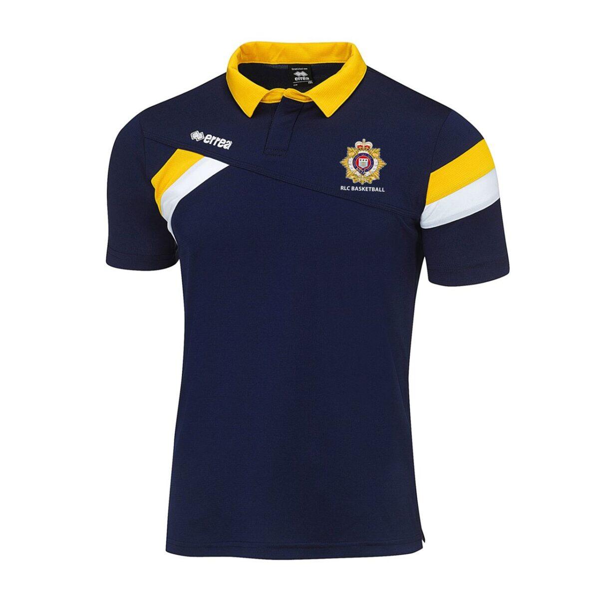 Force Polo Shirt - RLC Basketball