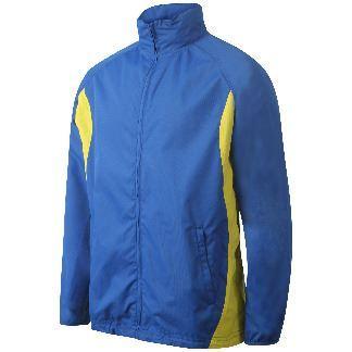 High Quality Unbranded Junior Tracktop/Shower Jacket