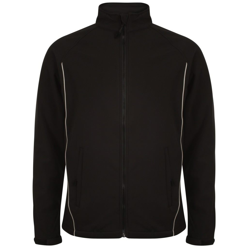 High Quality Unbranded Technical 3 Layer Soft Shell Jacket