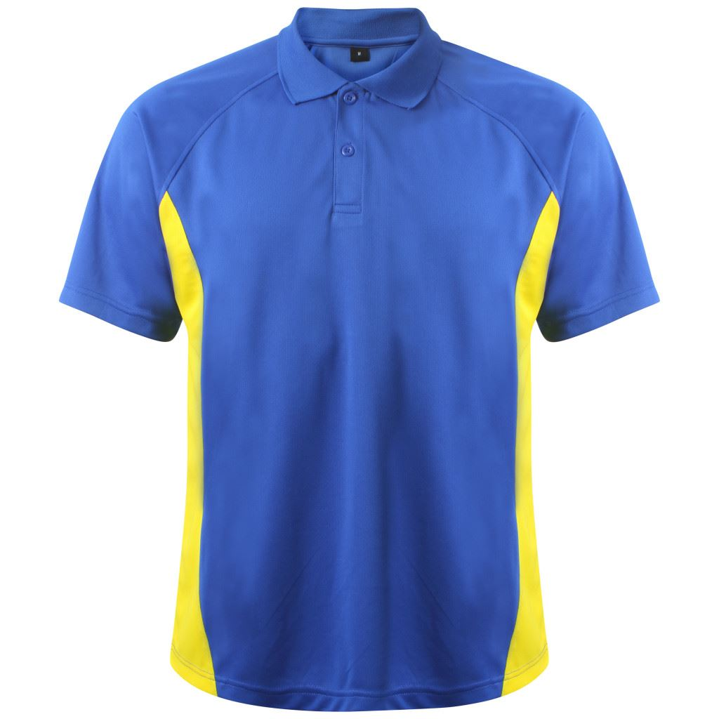 Unbranded Performance Adult Matchday Polo Shirt