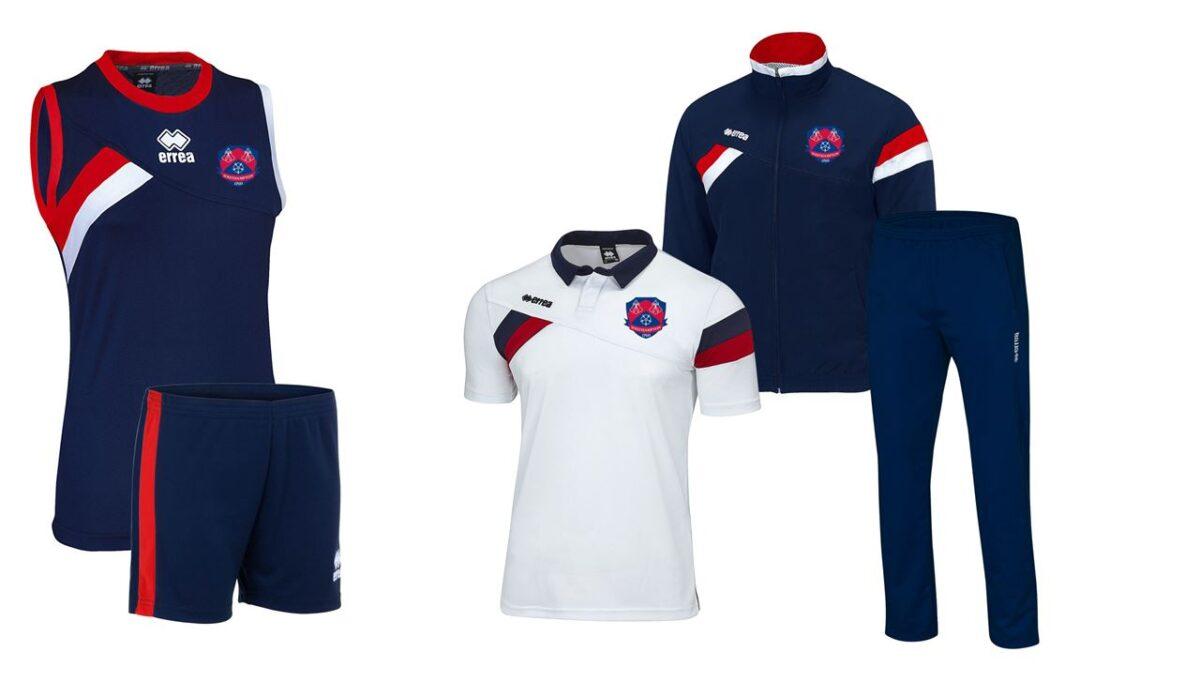 Standard Volleyball Academy Pack