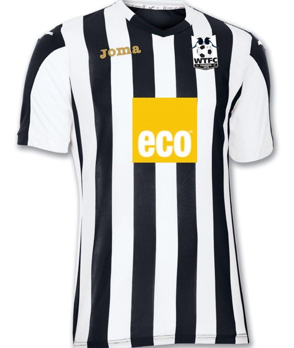 Wimborne Town FC Replica Shirt