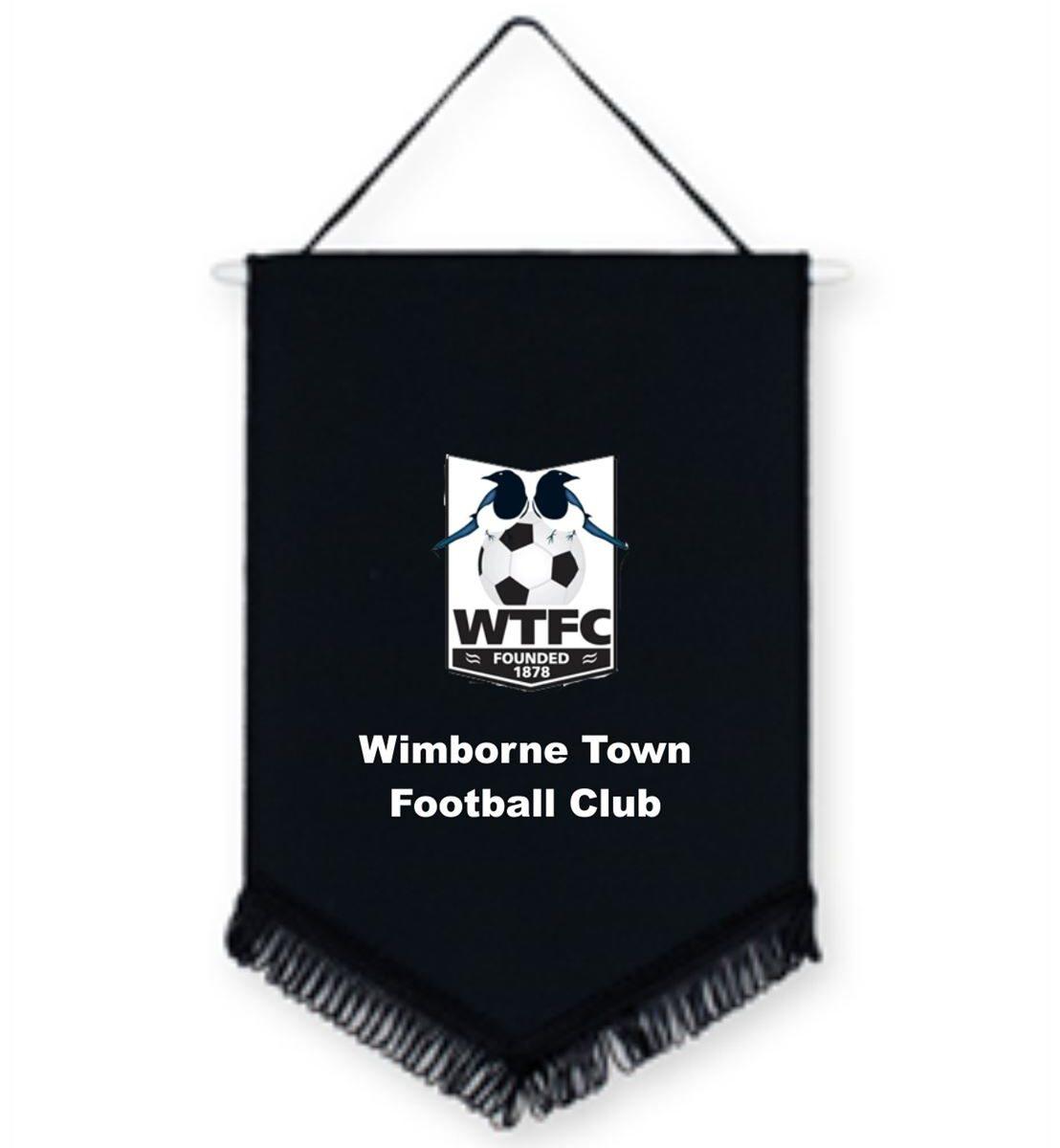 Wimborne Town FC Pennant