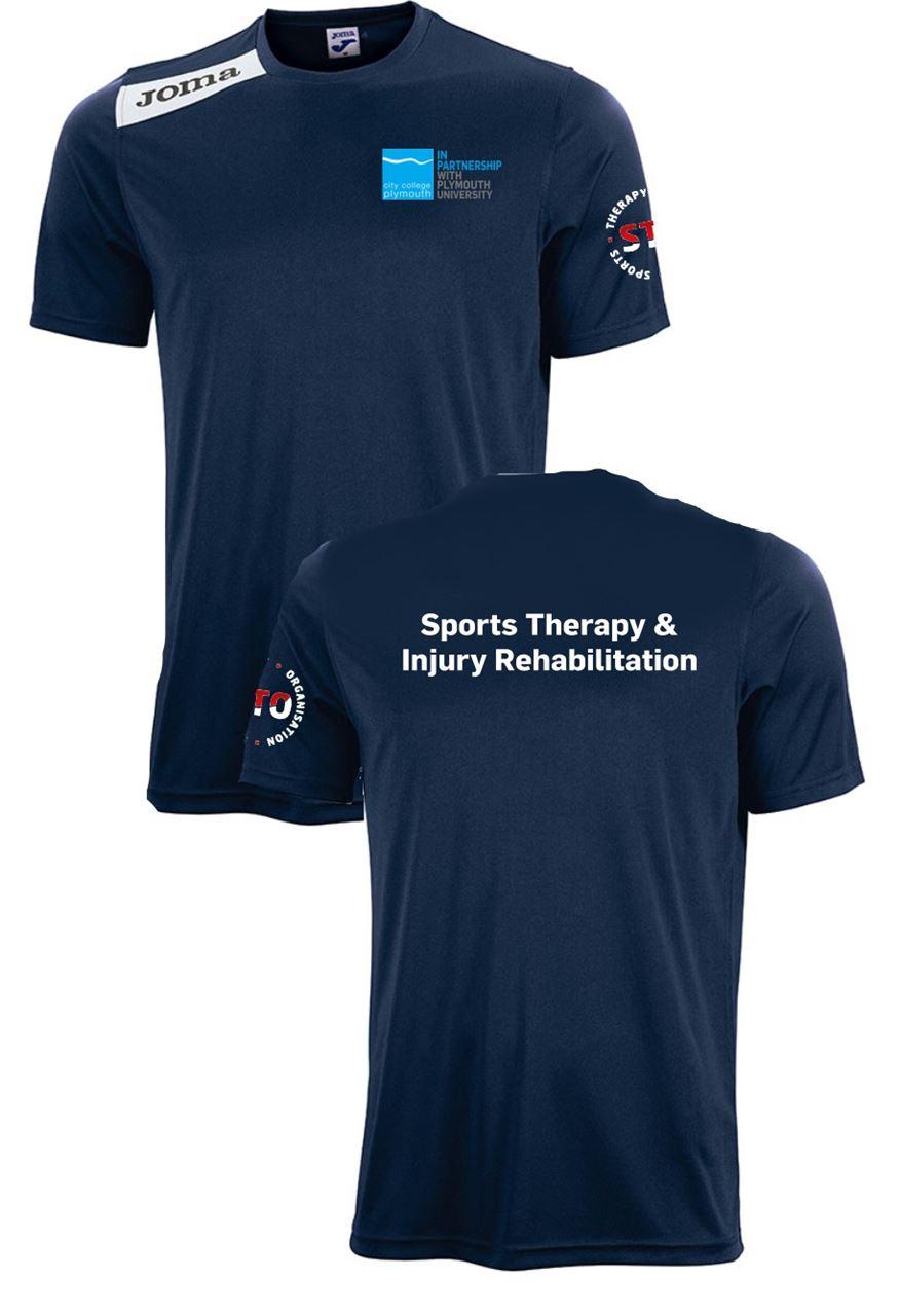 Sports Therapy & Injury Rehabilitation TShirt