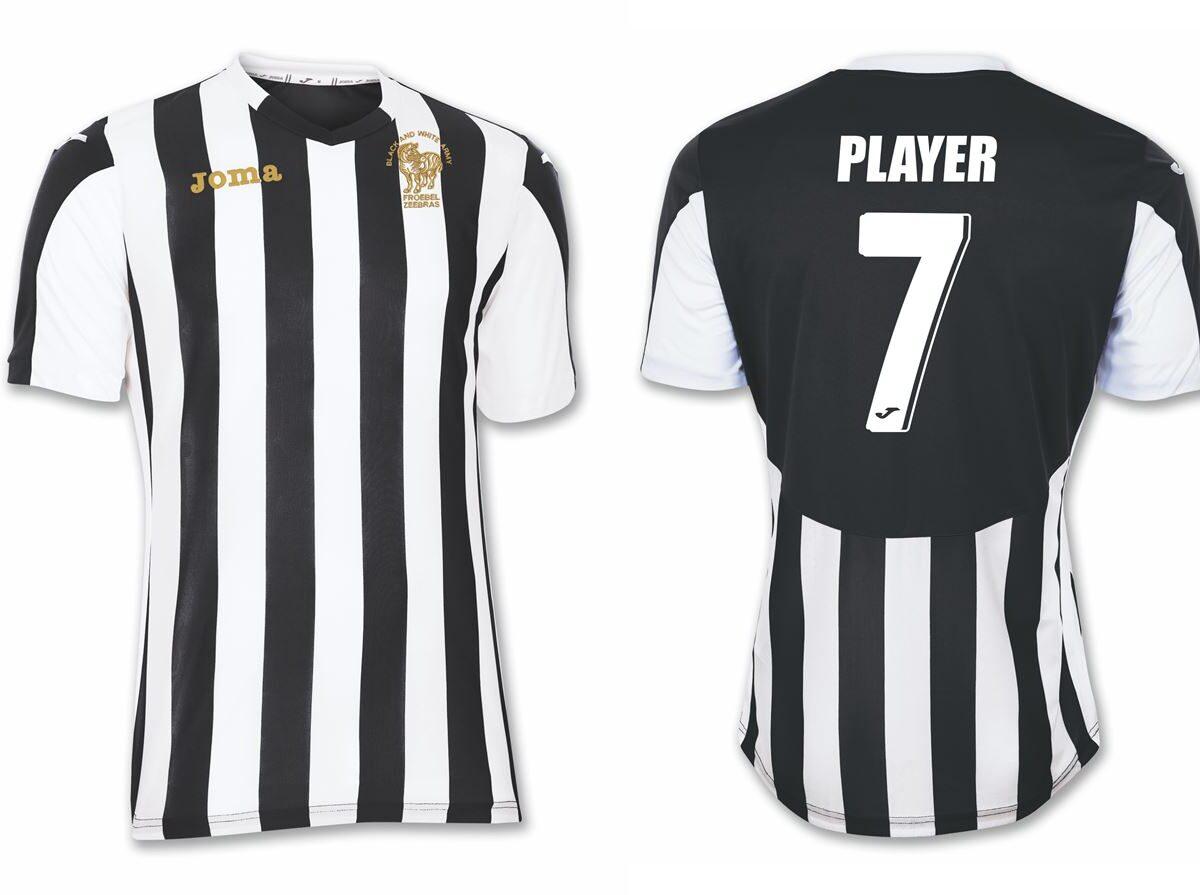 Copa Playing Shirt - Froebel Zeebras FC