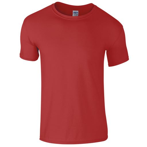 Gildan GD001 Softstyle™ adult ringspun t-shirt