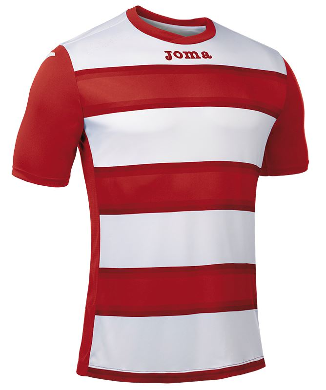 Joma Europa III Adult S/S Football Shirt 100405