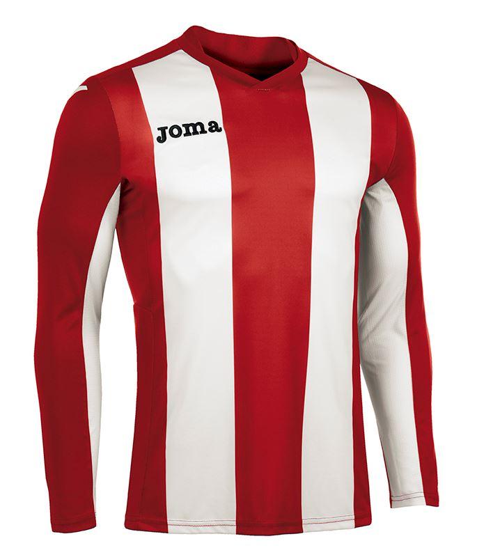 Joma Pisa Junior L/S Football Shirt 100404