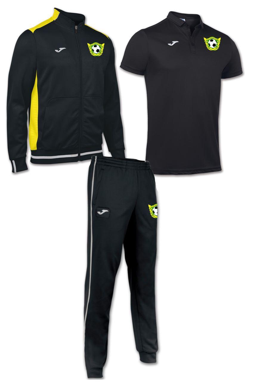 SAS Junior Match Day Package