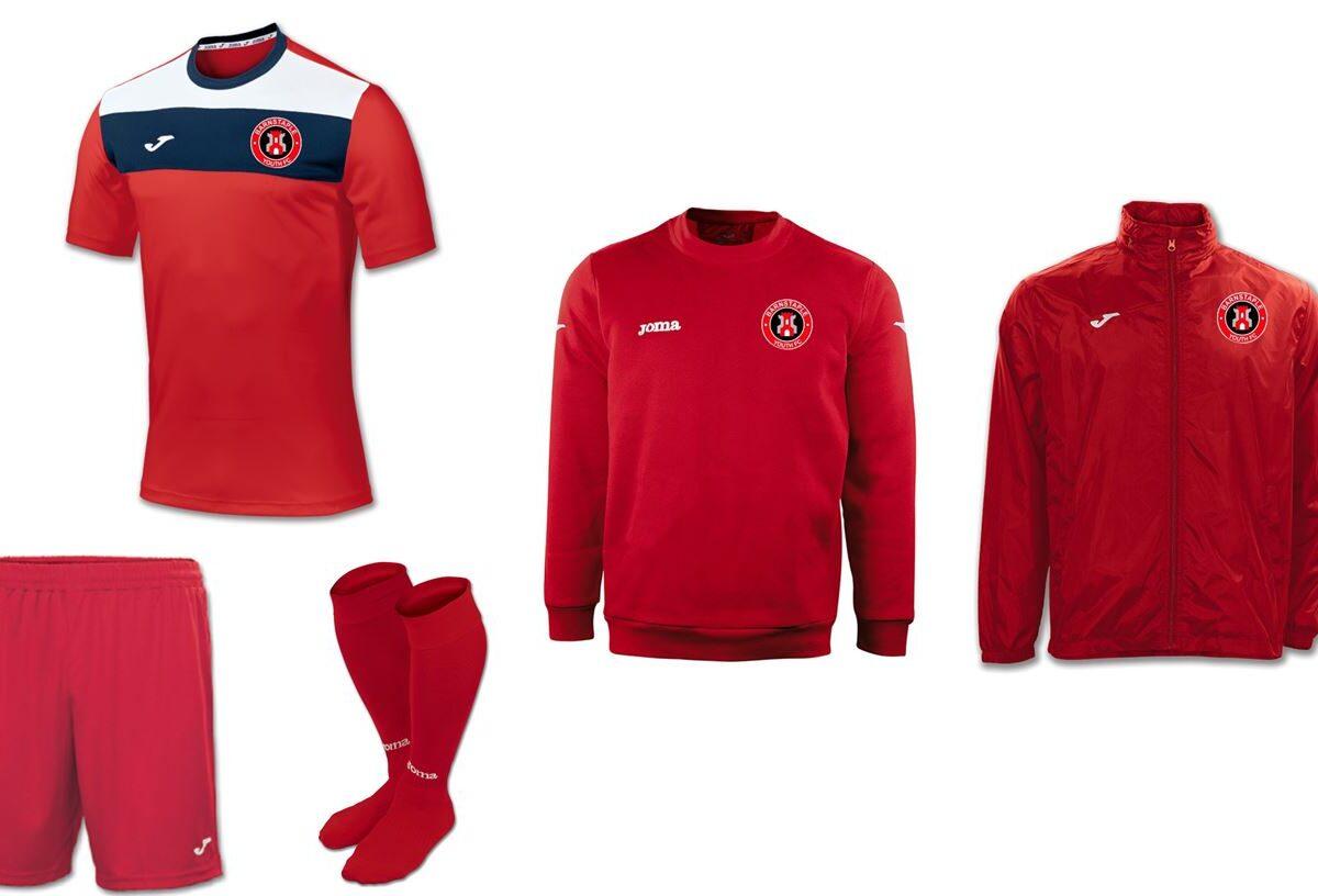 Barnstaple Youth FC Junior Training Package