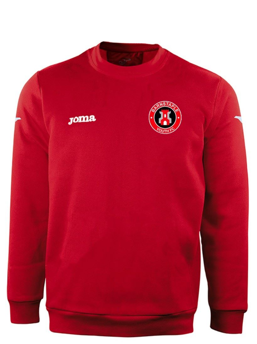 Barnstaple Youth FC Junior Sweatshirt