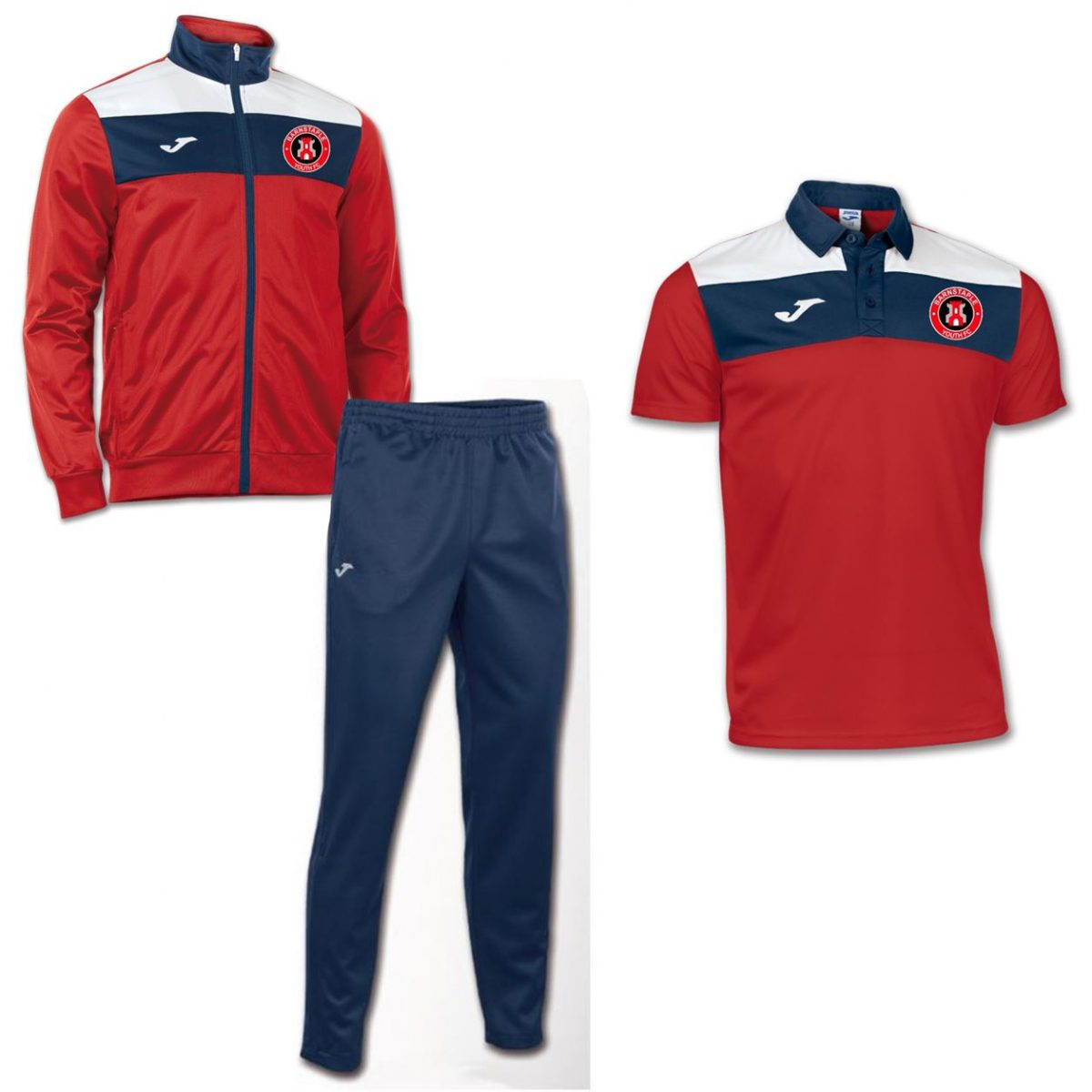 Barnstaple Youth FC  Junior  Match Day Package Set