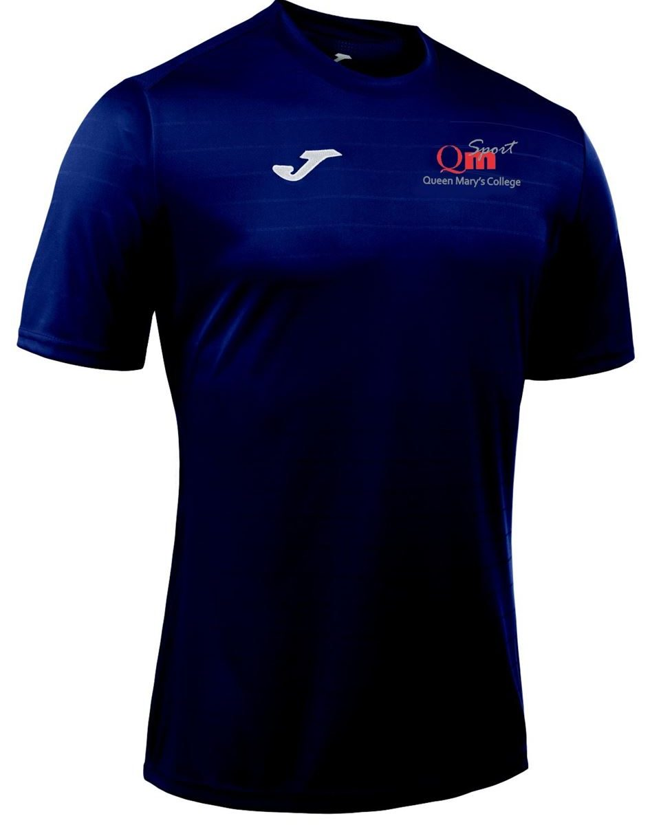 BTEC Sport Mens T Shirt - Queen Mary's College