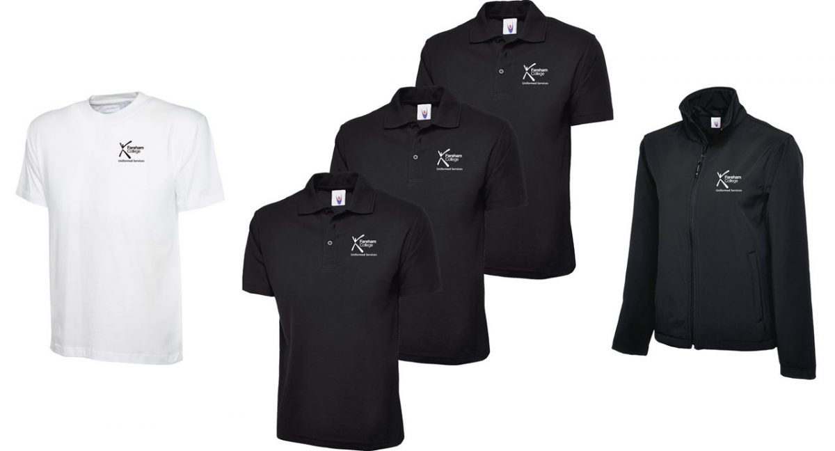 Fareham College Uniformed Services Pack - Package 1