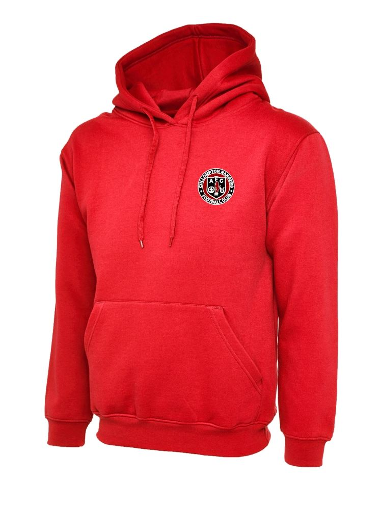 Cullompton Rangers Youth FC Hoody - Adult Sizes
