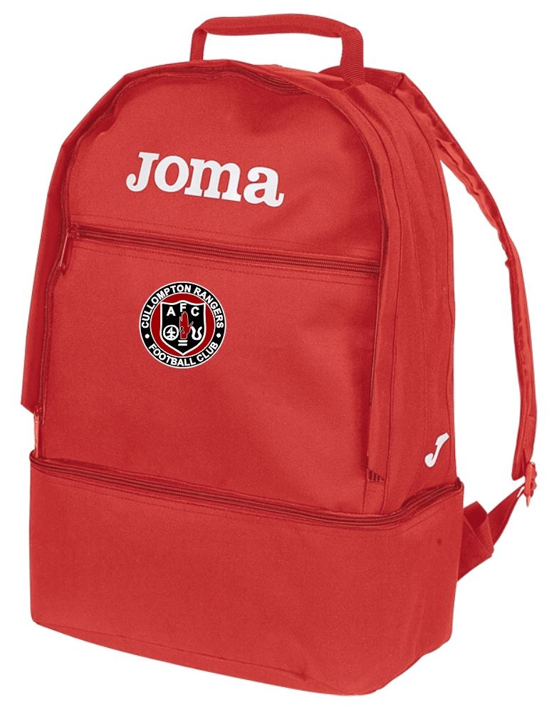 Cullompton Rangers Youth FC Back pack - 400143.106