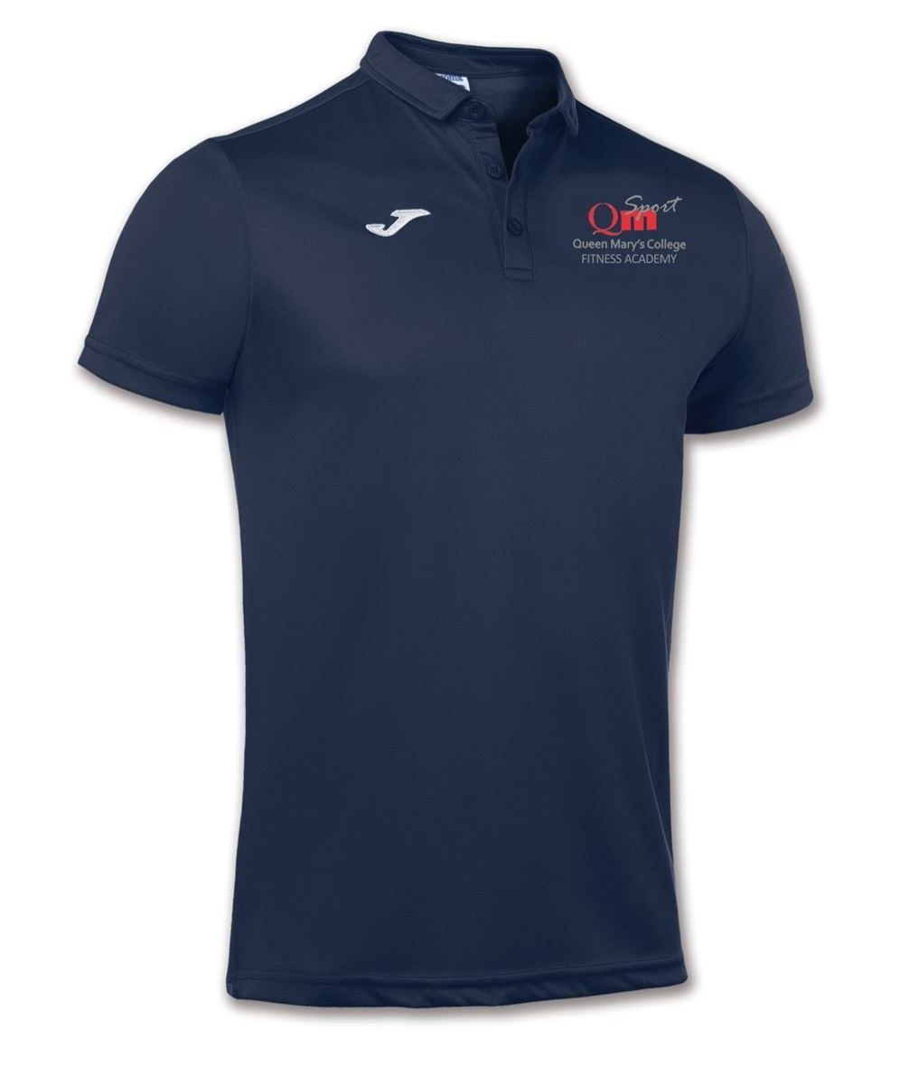 Fitness Instructor MENS Polo Shirt - Queen Mary's College