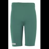 Uhlsport Baselayer Shorts In Lagoon Green 100 3144 06