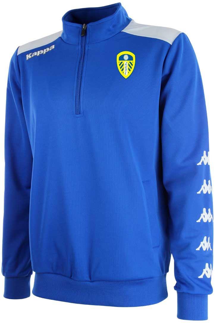 Leeds United Goalkeeping Academy Tracksuit Top Sacco