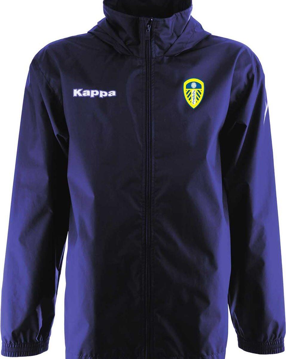 Leeds United Goalkeeping Academy Doria Windbreaker Jacket