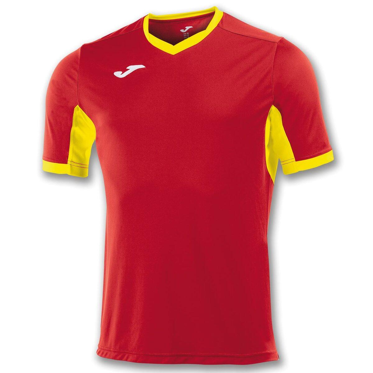 Joma CHAMPION IV Adult S/S Football Shirt 100683