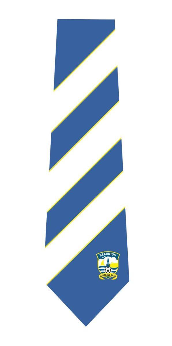 Braunton Youth FC Club Tie