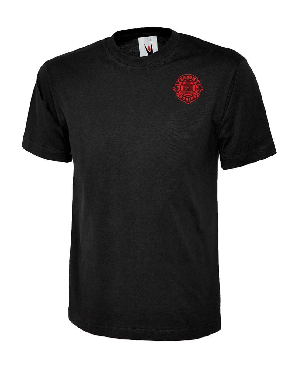 Barum Boxing Club Adult T Shirt