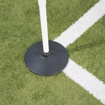 Precision Rubber Corner Pole Base TR426