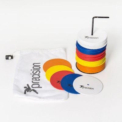 Precision Small Rubber Marker Discs