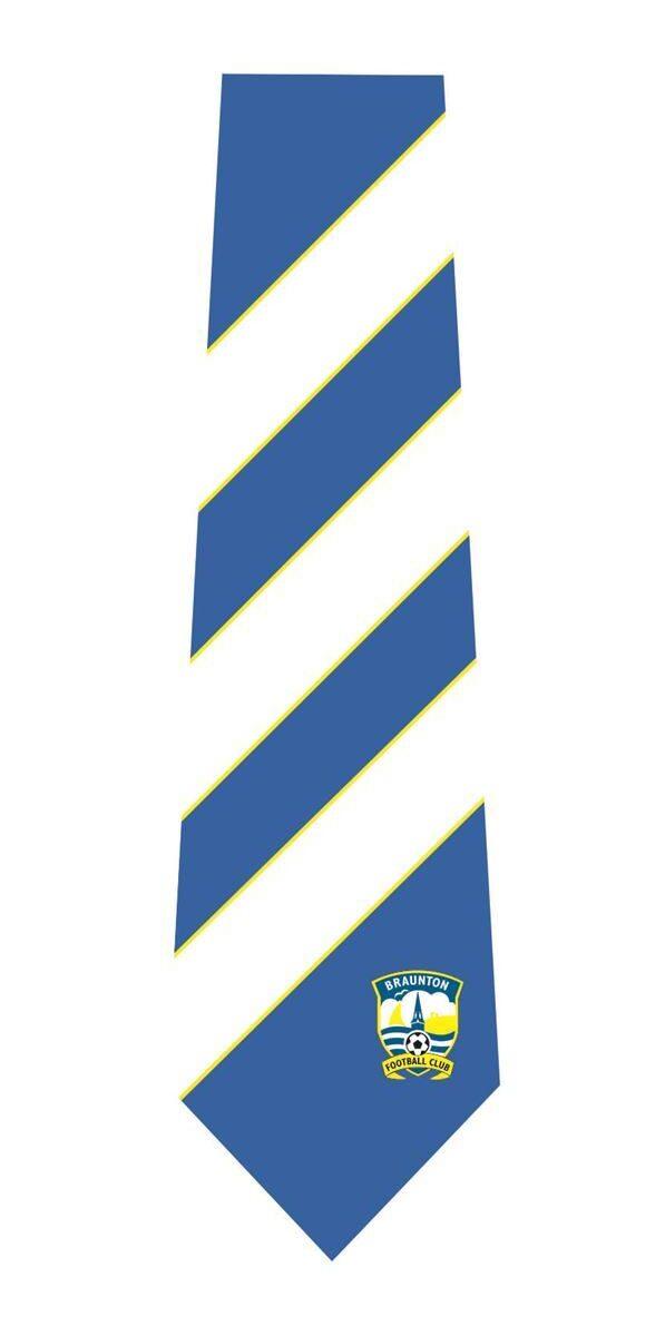 Braunton FC Club Tie