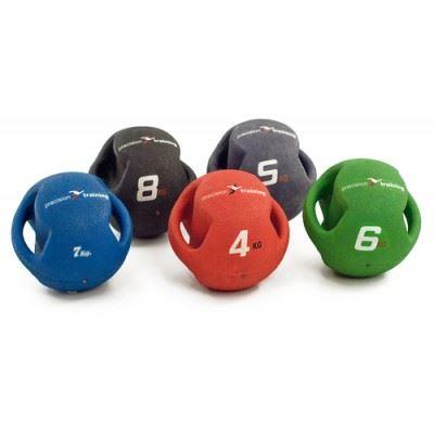 Twin Handled Medicine ball