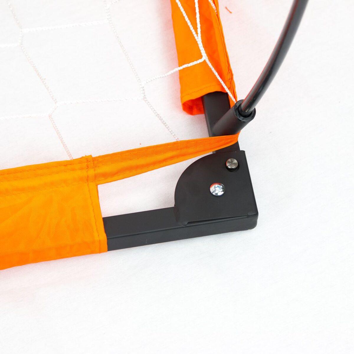 Precision Bownet Corner Hinge