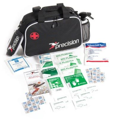 Precision Training Medi Touchline Bag Black