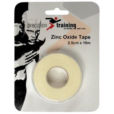 Precision Training Zinc Oxide Strapping Tape 25mm