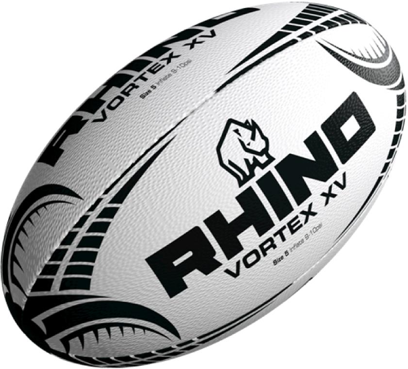 Rhino Vortex XV Rugby Match Ball