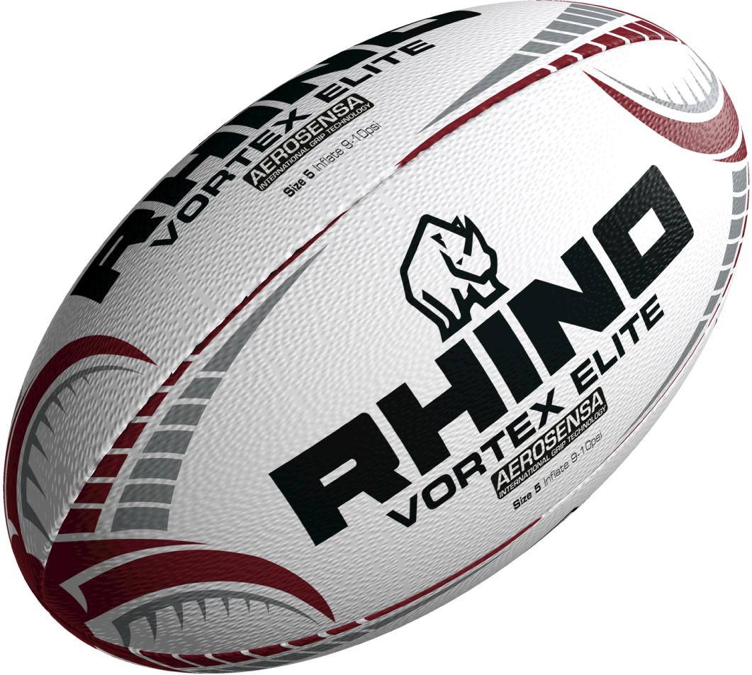 Rhino Vortex Elite Rugby Match Ball