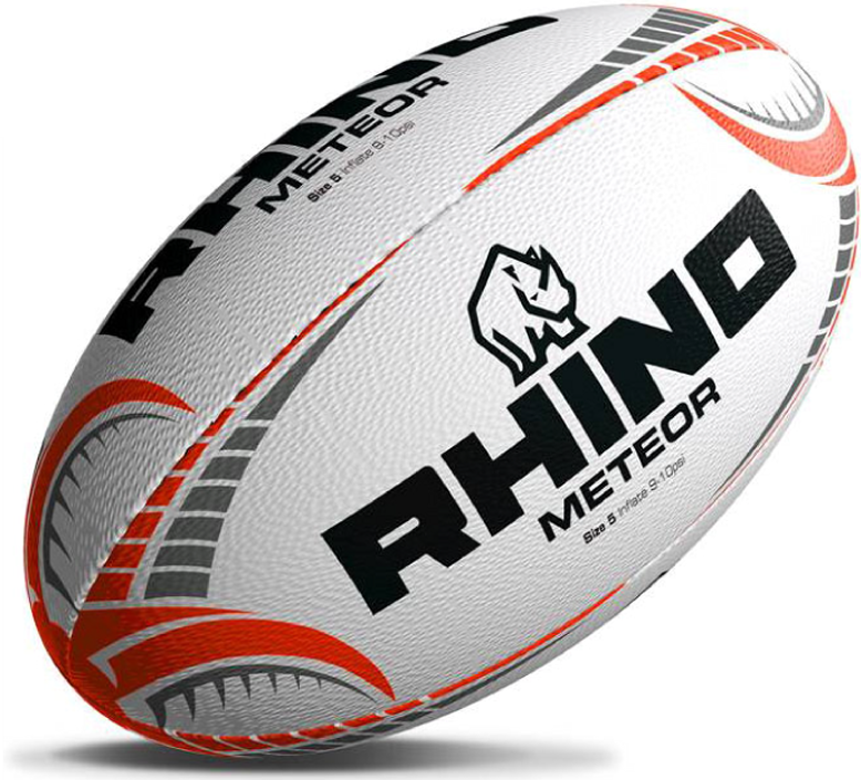 Rhino Meteor Rugby Match Ball