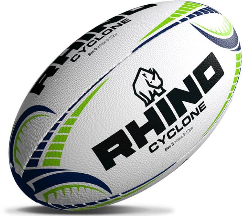 Rhino Cyclone Rugby Training Ball
