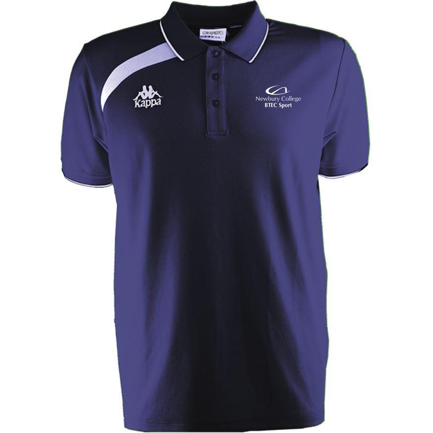 Newbury College BTEC Sport LEVEL 2 Polo Shirt