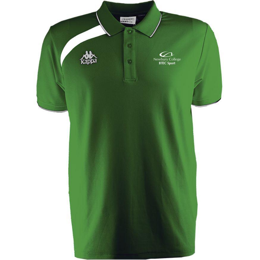 Newbury College BTEC Sport LEVEL 3 Polo Shirt